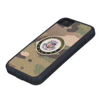 [600] Insignias regimentales del cuerpo del AG Funda Para iPhone SE/5/5s