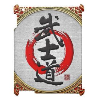[600] Japanese Calligraphy - Bushido Case For The iPad