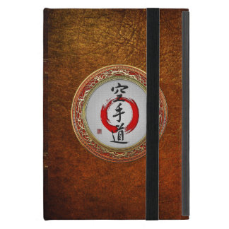 [600] Japanese calligraphy - Karate-do iPad Mini Cases