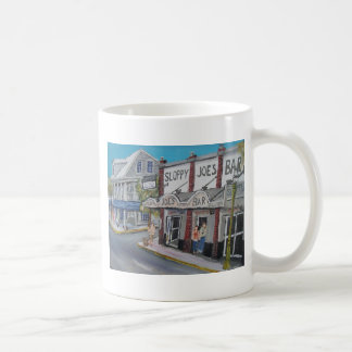 #600 Key West, Florida by BuddyDogArt Coffee Mug