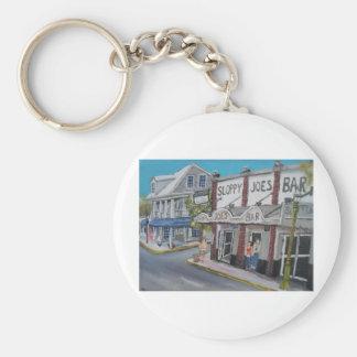 600 Key West Florida by BuddyDogArt Key Chains