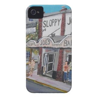 #600 Key West, la Florida por BuddyDogArt Case-Mate iPhone 4 Coberturas