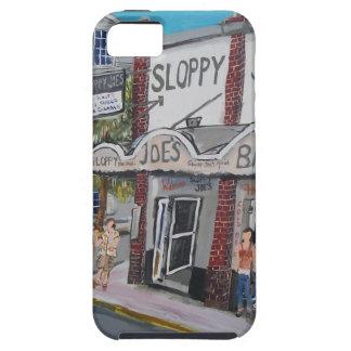 #600 Key West, la Florida por BuddyDogArt Funda Para iPhone SE/5/5s