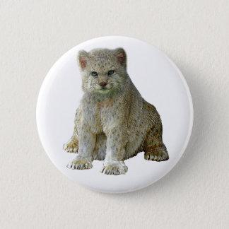 600 lb Cat - Round Button