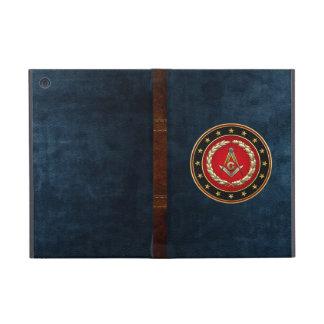 [600] Masonic Square and Compasses [3rd Degree] iPad Mini Case