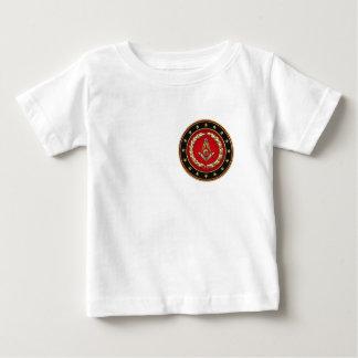 [600] Masonic Square and Compasses [3rd Degree] Shirt