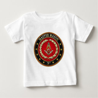 [600] Master Mason, 3rd Degree [Special Edition] Baby T-Shirt