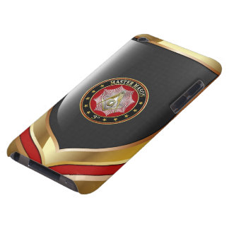 [600] Master Mason - 3rd Degree Square & Compasses Case-Mate iPod Touch Case