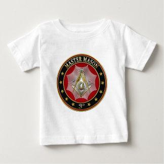 [600] Master Mason - 3rd Degree Square & Compasses T-shirt