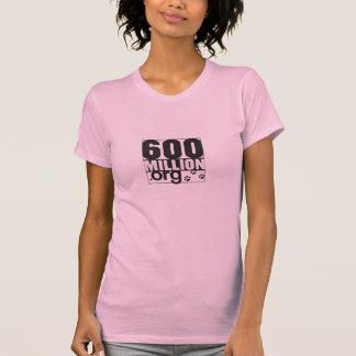 600 Million Basic Womens Tshirt