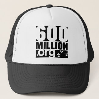 600 million trucker hat