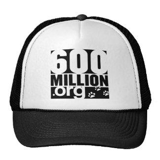 600 million trucker hat