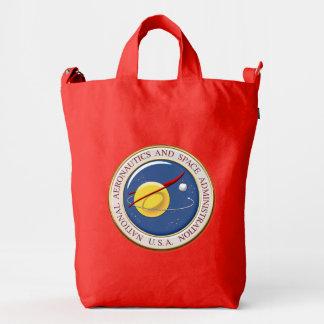 [600] NASA Emblem [3D] Duck Bag