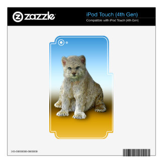 600 Pound Cat - Multiple Products Skin For iPod Touch 4G