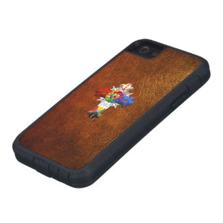 [600] Rosy Cross (Rose Croix) Case For iPhone 5/5S