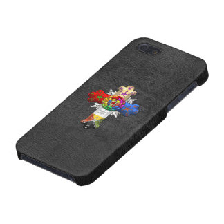 [600] Rosy Cross (Rose Croix) Covers For iPhone 5