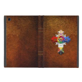 [600] Rosy Cross (Rose Croix) Covers For iPad Mini