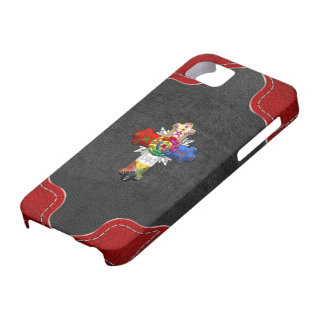 [600] Rosy Cross (Rose Croix) iPhone 5/5S Covers