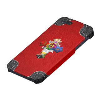 [600] Rosy Cross (Rose Croix) iPhone 5 Cover