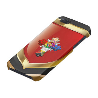 [600] Rosy Cross (Rose Croix) iPhone 5 Covers