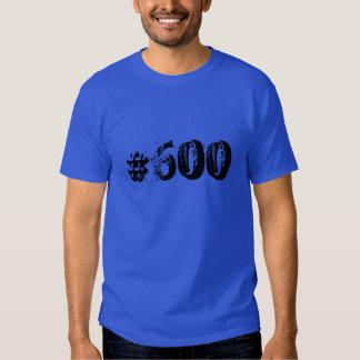 #600 Series T Tee Shirt