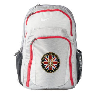 [600] Special Air Service (SAS) Badge [3D] Backpack