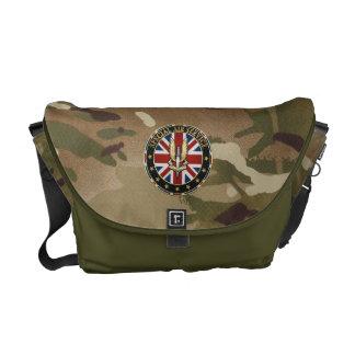 [600] Special Air Service (SAS) Badge [3D] Messenger Bag