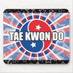 600 Tae Kwon Do Mouse Pad