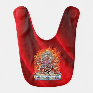 [600] Tibetano Thangka - deidad colérica Hayagriva Babero