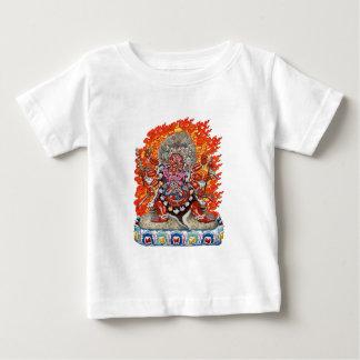 [600] Tibetano Thangka - deidad colérica Hayagriva Playera