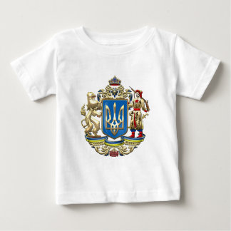 [600] Ukraine: Proposed Greater Coat of Arms Baby T-Shirt