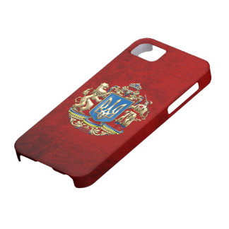 [600] Ukraine: Proposed Greater Coat of Arms iPhone 5 Cover