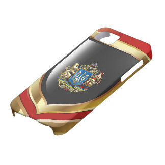 [600] Ukraine: Proposed Greater Coat of Arms iPhone 5 Cases