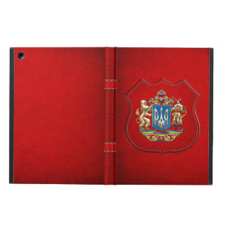 [600] Ukraine: Proposed Greater Coat of Arms iPad Air Cover