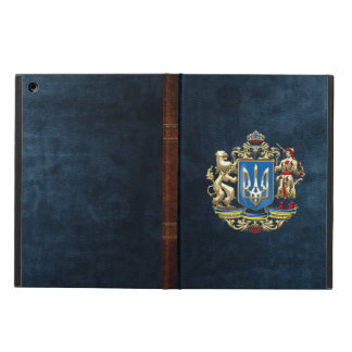 [600] Ukraine: Proposed Greater Coat of Arms iPad Air Cases