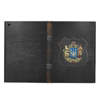 [600] Ukraine: Proposed Greater Coat of Arms iPad Air Covers