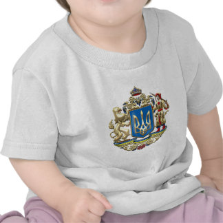 [600] Ukraine: Proposed Greater Coat of Arms Tee Shirts