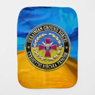 [600] Ukrainian Ground Forces [Special Edition] Burp Cloths
