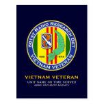 601o RRD 2 - ASA Vietnam Tarjetas Postales