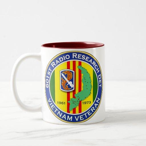 601o RRD 2 - ASA Vietnam Taza De Café