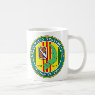 602st RRD 1 - ASA Vietnam Coffee Mugs