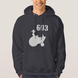 603 Dark Hoodie