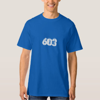 603;live free or die t shirt