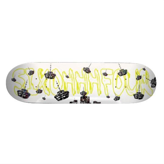 604 Invasion Skateboard