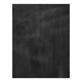 6089 chalkboard BLACK CHALK BOARD TEXTURE GRUNGE T Personalized Flyer