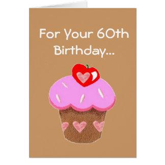 60.a tarjeta de cumpleaños de la magdalena diverti