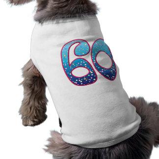 60 Age Rave Pet Shirt
