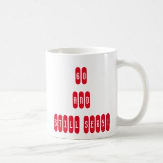 60 And Still Sexy Coffee Mug