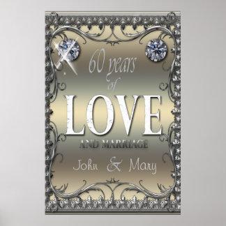 60 años de amor póster