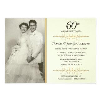60.as invitaciones elegantes de la fiesta de comunicados